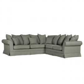 Canapé d'angle Campagne II Tissu