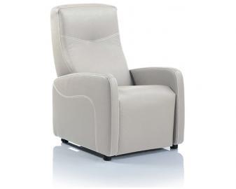Fauteuil relax 1 moteur HAWAI, Alimentation fauteuil: Filaire, Revetement fauteuil: