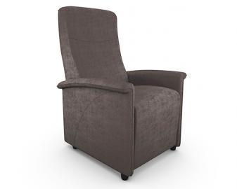 Fauteuil relaxation 2 moteurs MERIBEL , Confort et Taille du fauteuil: Confort Soupl
