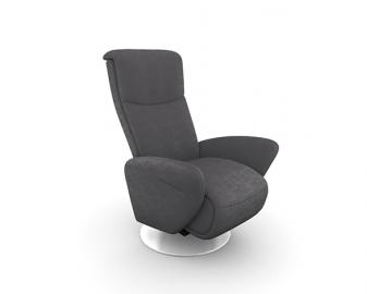 Fauteuil relaxation BALTIK 3 moteurs releveur, Alimentation fauteuil: Filaire, Revet