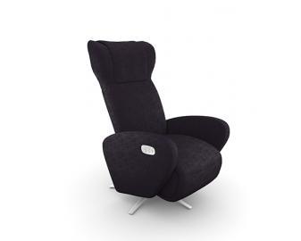 Fauteuil relaxation FJORD 2 moteurs, Alimentation fauteuil: Filaire, Revetement faut