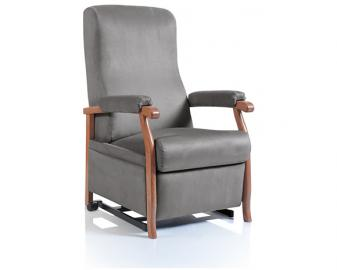 Fauteuil releveur 1 moteur CUBA, Alimentation fauteuil: Filaire, Revetement fauteuil