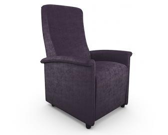 Fauteuil releveur 1 moteur MERIBEL, Confort et Taille du fauteuil: Confort Souple -