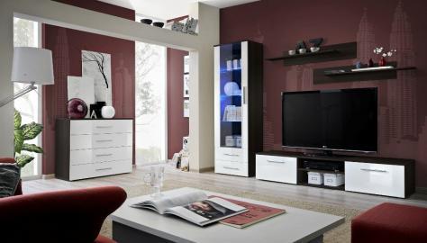 Santi 5 - meuble tv hifi