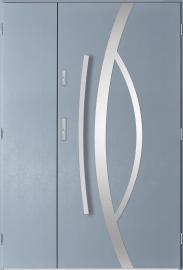 Kastor Uno - porte d entrée double sécurisée