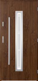 Magellan - porte d entrée pvc