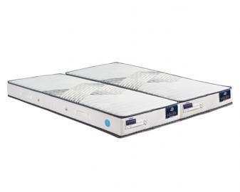 Matelas latex confort sur-mesure VITAFORM, Dimensions: 80x200cm, Confort Vitaform: C