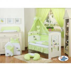 Autre Lit et Parure de lit bébé teddy bear beige ciel de lit coton 120 60