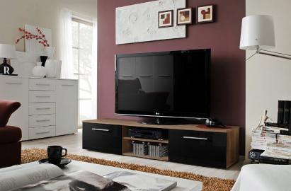 Soto 4 - meuble tv chene