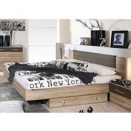 Chambre à coucher Barcelona (4 éléments)