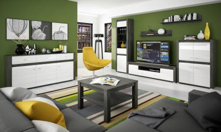 Sevilla 3 - meuble tv haut