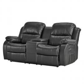 fauteuils de cinma mendis 2 places - Fauteuil Home Cinema