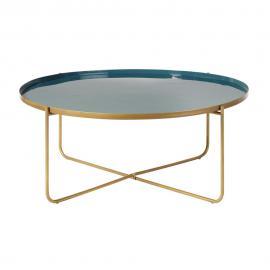 Laqué Led France Blanc Basse Galet Philippi Design Table Lumineuse 3A5L4jRq