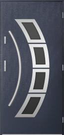 Taurus - porte d entrée pvc