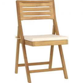 Tiek Chaise de jardin en teck