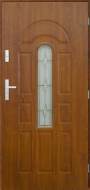 Virgo - porte entree vitree