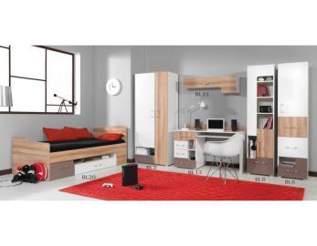 City D - childrens bedroom furniture