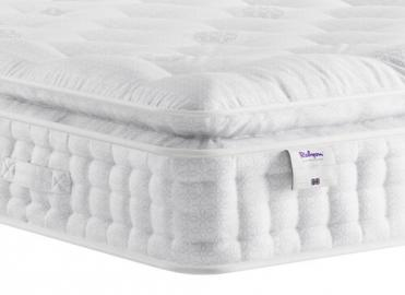 "Relyon Natural Luxury Supreme 1750 Pillow Top Mattress - Double (4'6"" x 6'3"")"