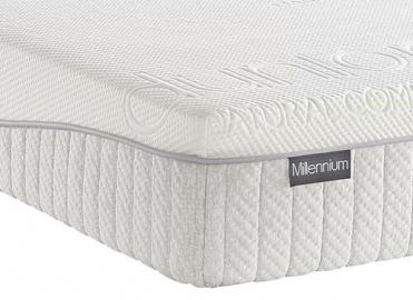"Dunlopillo Millennium Mattress - Single (3' x 6'3"")"
