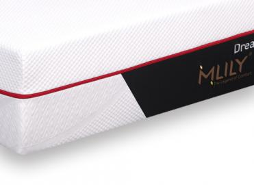 "MLILY Dream Mattress - King Size (5' x 6'6"")"