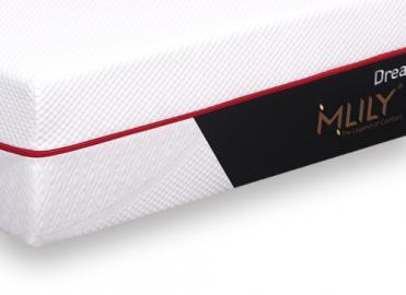 """MLILY Dream Mattress - Double (4'6"""" x 6'3"""")"""