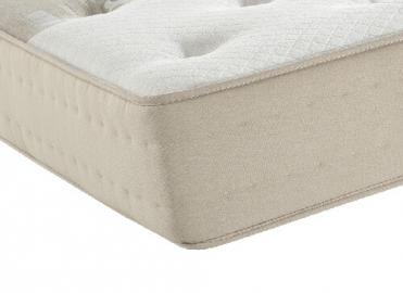 "Relyon Pocket Wool Silk 1190 Mattress - Double (4'6"" x 6'3"")"