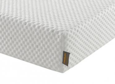 "Studio by Silentnight Medium Mattress - King Size (5' x 6'6"")"