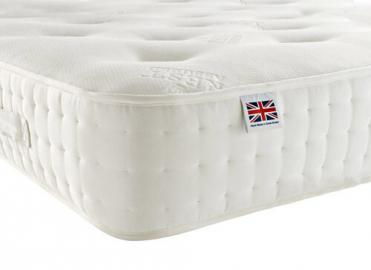 "Rest Assured Audley 800 Pocket Natural Mattress - Single (3' x 6'3"")"