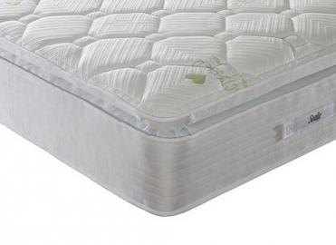 "Sealy ActivSleep Geltex Pocket 2800 Eurotop Mattress - Single (3' x 6'3"")"