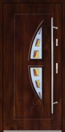 Fargo 15 - stainless steel front door