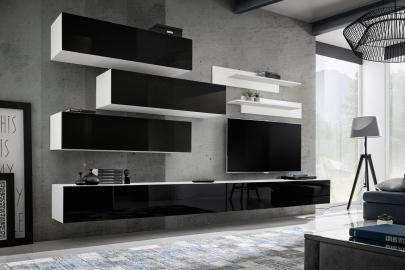 Idea K1 - modern entertainment center