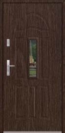 Fargo 34B - single front door with mirror