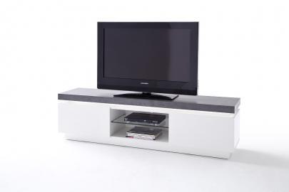 Atlanta typ71 - TV  white media stand