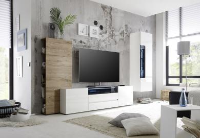 Vicenza 2 - entertainment wall units