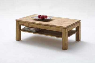Julian - oak modern coffee table