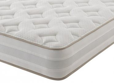 "Silentnight Seoul Miracoil Memory Mattress - Single (3' x 6'3"")"