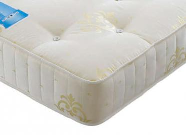 "Coolflex Pocket Backcare 1400 Mattress - King Size (5' x 6'6"")"