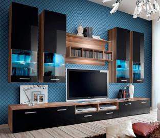 Torino 3 - modern mdf entertainment center