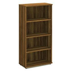 Impulse 1600 Bookcase Walnut - I000111