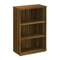 Impulse 1200 Bookcase Walnut - I000110