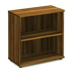 Impulse 800 Bookcase Walnut - I000109