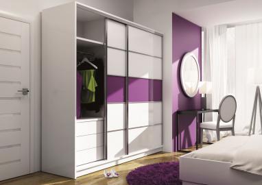 Santana 2 - sliding door armoire