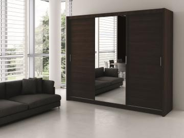 Milton - sliding wardrobe doors