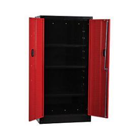 Hilka Tall Garage Storage Cabinet - Tall
