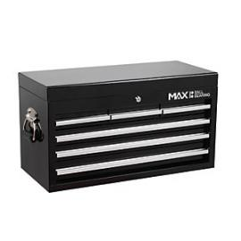 Hilka Professional 6 Drawer Tool Chest - Black