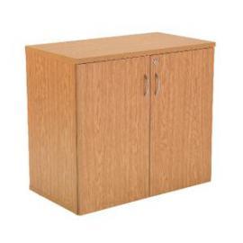 Jemini 1 Shelf Oak 1000mm Cupboard KF838429