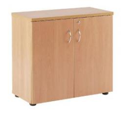 Jemini 730mm Cupboard 1 Shelf Beech KF838424