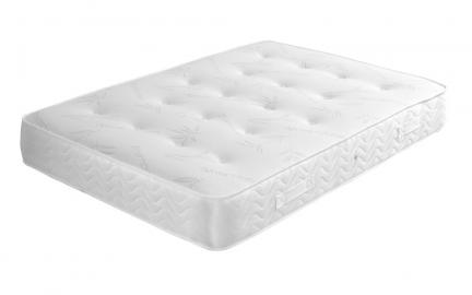 Romantica Bamboo Memory Mattress, Small Double