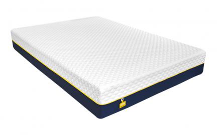 Luna Memory 2000 Pocket Mattress, Single