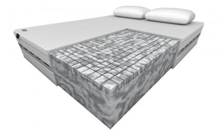 Mammoth Mammoth Mattress, Double
